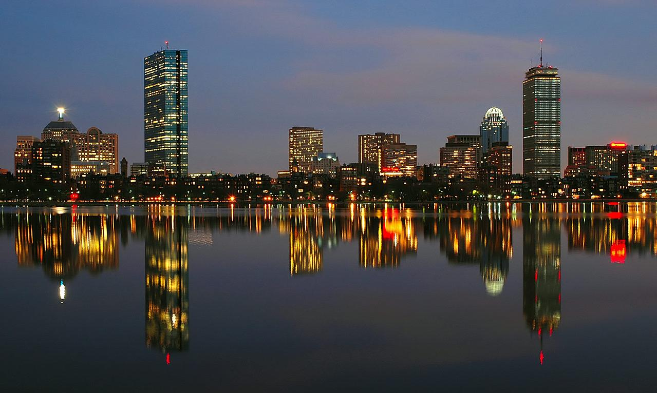 All Modern Technologies - Boston Cityscape Pic