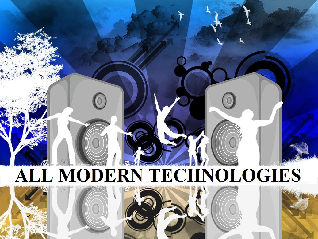 All Modern Technologies - Main Logo